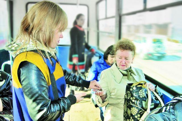 В Тюмени проверят информацию о том, что автобус увез ребенка без матери