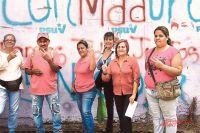 Простые венесуэльцы за свободу, за Мадуро и за льготные цены на питание.