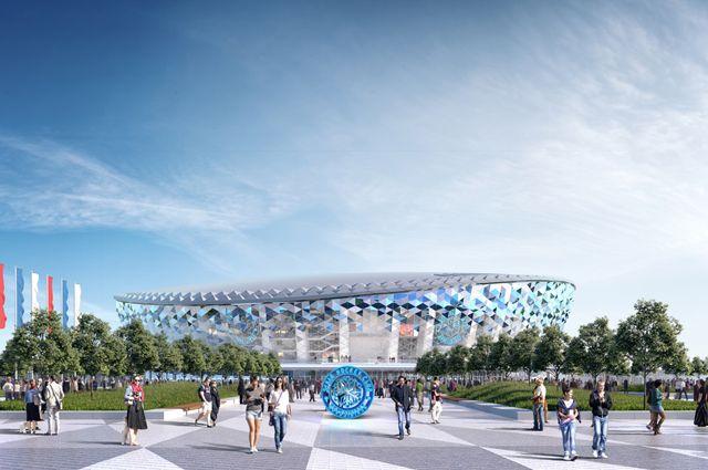 За 5 лет в городе открылись 10 новых спортивных объектов.