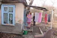 Вынужденные переселенцы десятилетиями живут без удобств.