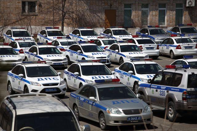Патрули Дорожно-патрульной службы ждут руководства к действию.