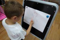 Рисунок - отличный способ реабилитации детей.