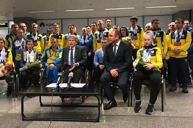 Во время чемпионата украинские спортсмены завоевали 42 медали: девять золотых, 16 серебряных и 17 бронзовых.