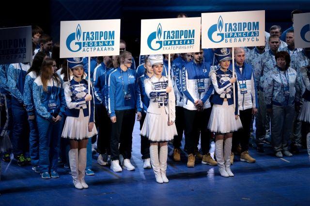 Спартакиада энергетической компании проводится в Екатеринбурге не впервые