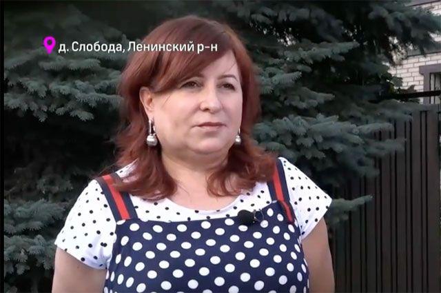 Ирина Грудинина.
