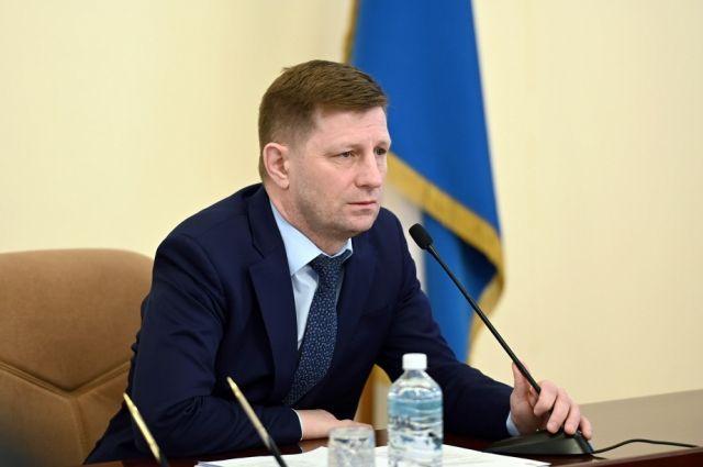 Сергей Фургал намекнул, кто виноват в гибели семьи в пожаре на Нагишкина.