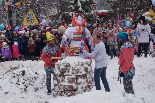 Тюменцев приглашают на веселые мероприятия