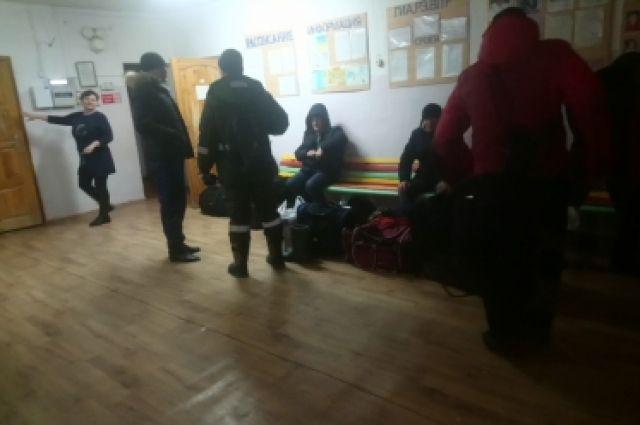 На трассе Оренбург – Орск ночью спасены вахтовики