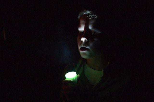 В п.Первомайский восемь месяцев отсутствует уличное освещение.