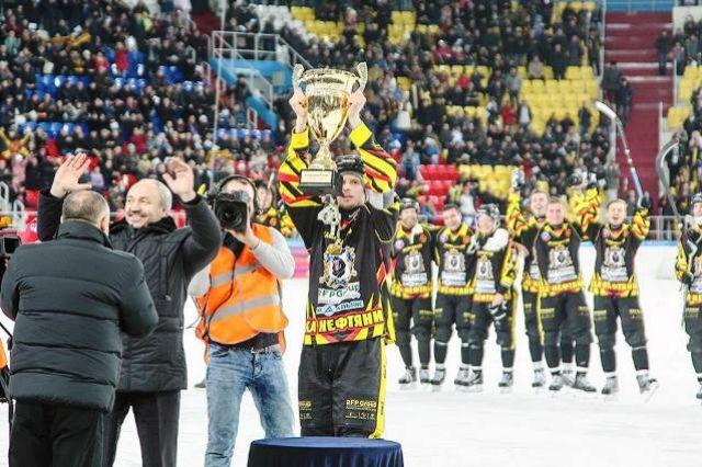 Хабаровский «СКА-Нефтяник» одержал 900-ю победу.