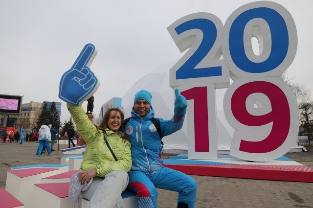 Парк будет работать на площади Мира и западной части острова Татышев.