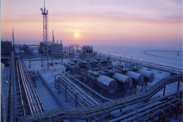 Добыча газа на Ямале выросла на 7,4%