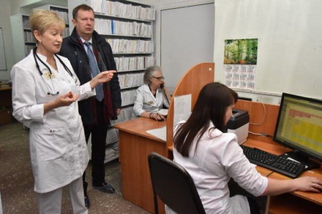 Проверке подвергли поликлиники ГКБ №2  и №27