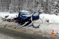 ДТП произошло 28 февраля в 9.20 на 19-м километре автодороги Нытва –Кудымкар