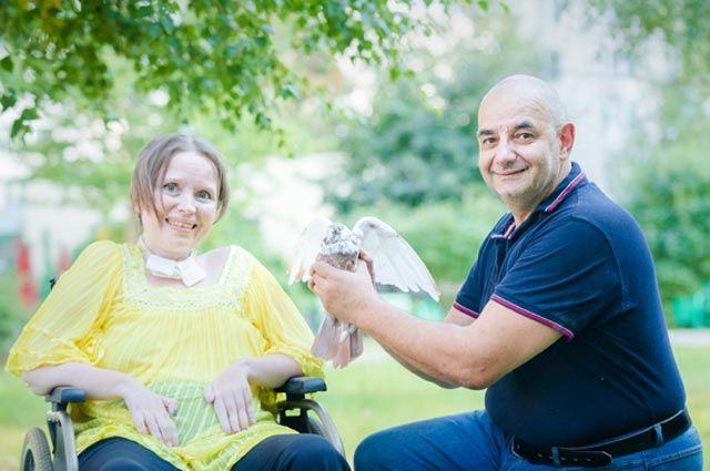 Татьяна Шестимерова болеет БАС 20 лет.
