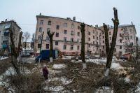 Современному Смоленску очень не хватает зелёных территорий.