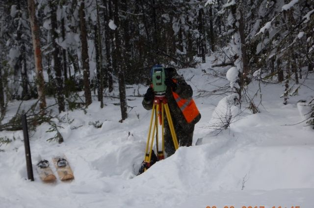 С работы геодезистов начинается изучение любой территории.