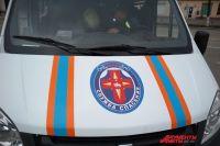 Мужчину спасатели на служебной машине доставили домой.