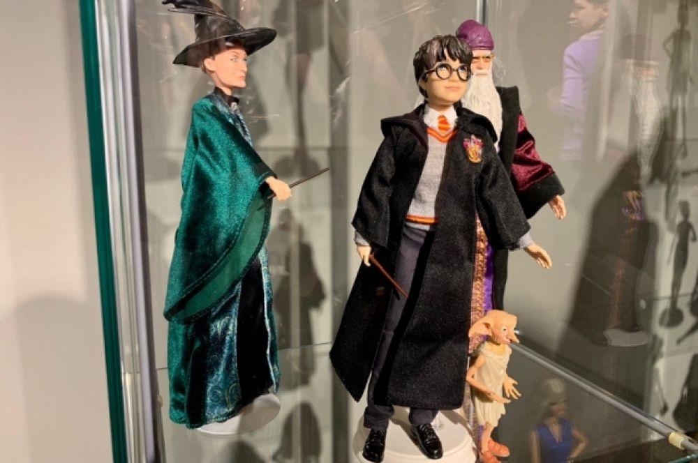 Коллекция по мотивам фильмов о чудо-мальчике Гарри Поттере.