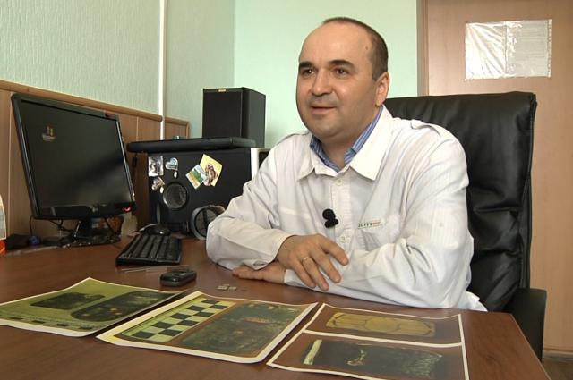 Александр Костылев работает в криминалистическом центре с 1996 года.