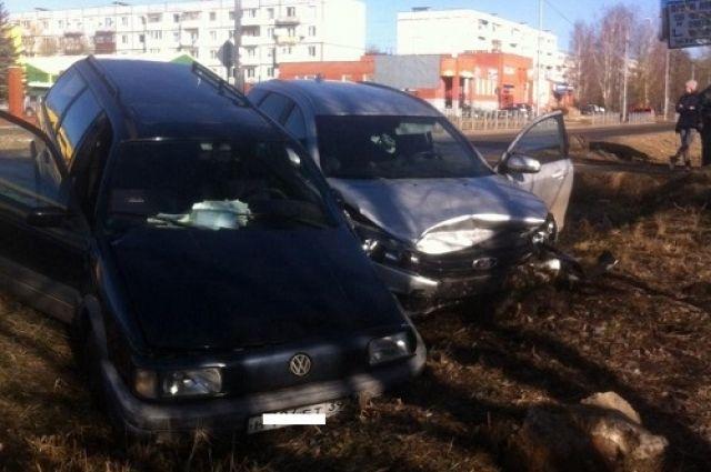 В Советске водитель, не соблюдавший правила, пострадал в ДТП