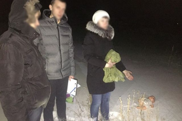 В Оренбургской области завершено расследование в отношении обвиняемой в убийстве новорожденного ребенка.