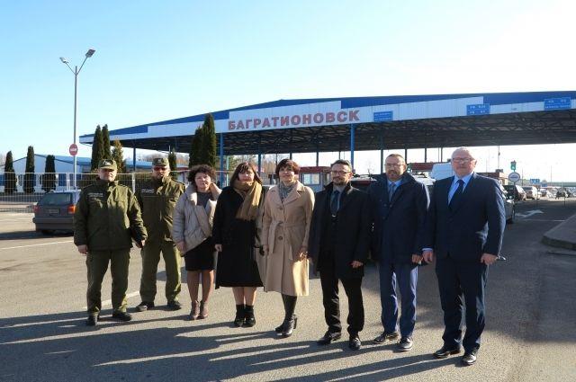 Пассажиропоток из Калининградской области в Польшу сократился на 10%