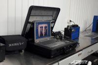 Оборудование взрывотехнической лаборатории Экспертно-криминалистического центра МВД по РТ.