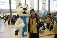 В Красноярск приехали спортсмены из 50-ти стран.