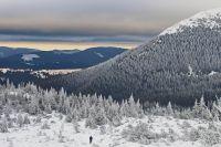 28 февраля в районе горы Говерла пропали двое туристов из Одессы.