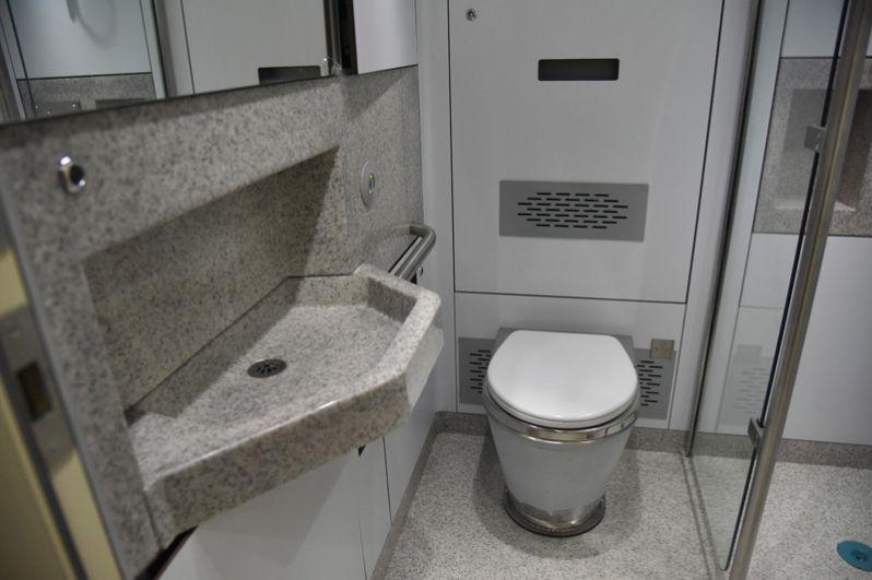 Туалетная комната.