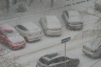 В центральных и южных районах региона ожидаются слабые гололёды и отложение мокрого снега на проводах.