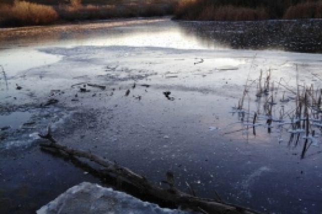 В Оренбургском районе в реке Урал утонул рыбак