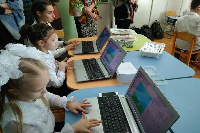 В Побединской школе открылся технопарк для детей