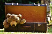 Подсудимый упаковал тело в чемодан и вывез на такси в лес