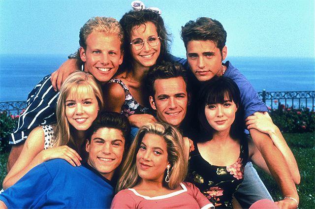 Беверли-Хиллз 90210.