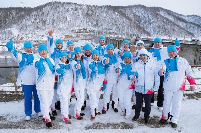 Более 2500 спортсменов примут участие в Зимних Играх.