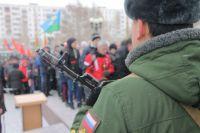 Воевавших в Афганистане помнят и чтут.