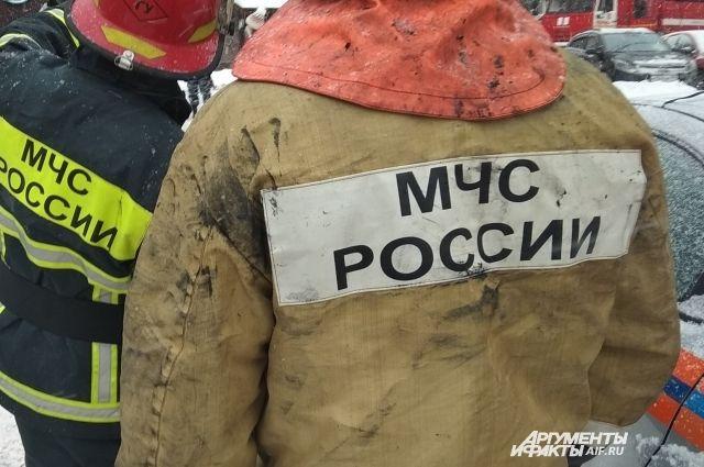 МЧС: сообщений о пожаре в детской поликлинике в пожарную охрану на номер «01» не поступало.