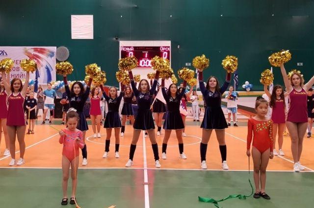 В Ясном открылся новый физкультурно-оздоровительный комплекс «ОМ Арена»