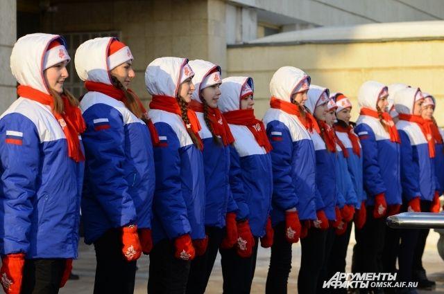 В Тюмени ищут волонтеров для проведения соревнований