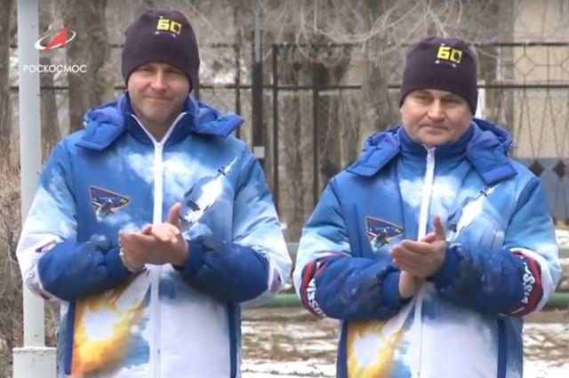 Оренбургские дизайнеры создали куртки для экипажа МКС