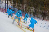 Трассы к соревнованиям Зимней Универсиады - 2019 готовы.
