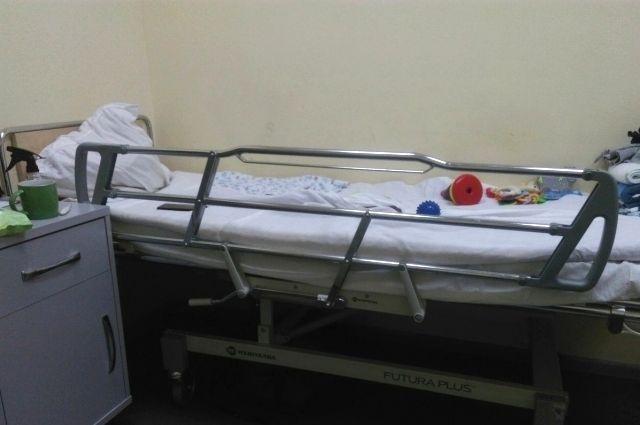 В Бугуруслане в больницу с отравлением доставлен ребенок.