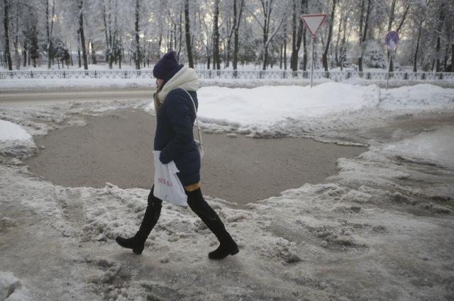 Во второй декаде марта температура воздуха на севере может быть выше, чем на юге