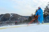 Канадец завоевал для своей сборной золотую медаль в сноуборд-кроссе.