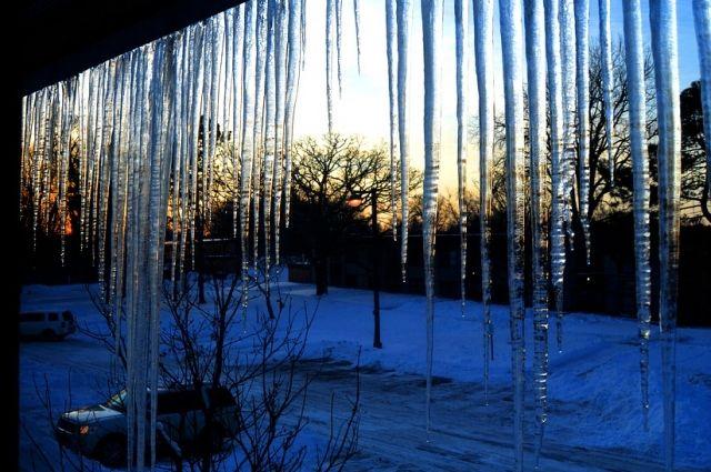Первая оттепель в Перми пришлась на 2 марта.