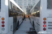 Новые автобусы транспортникам дают регулярно, но на маршрутах они попадаются почему-то реже, чем хотелось бы.