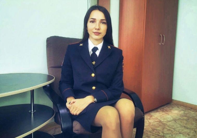 Дознаватель отдела дознания ОМВД России по Комсомольскому району, Карамышева Жанна.