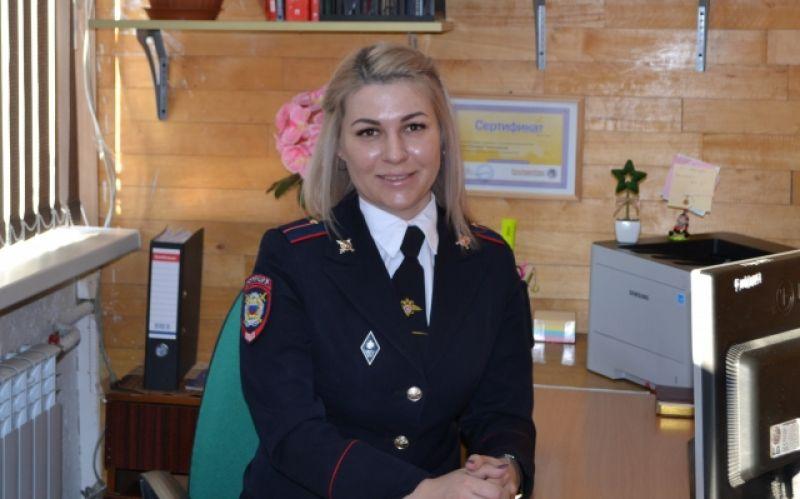 Латыпова Анна, дознаватель отделения дознания ОМВД России по Нанайскому району.